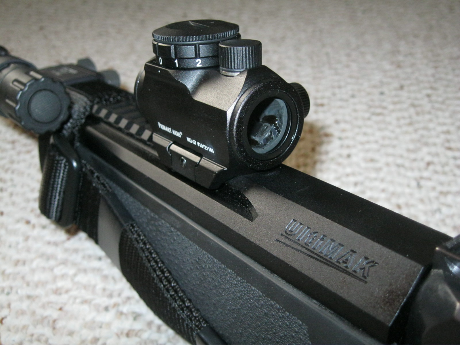 ultimak rail mini 14