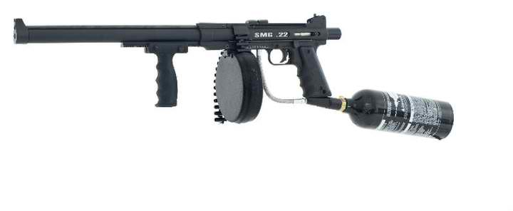 automatic bb machine gun