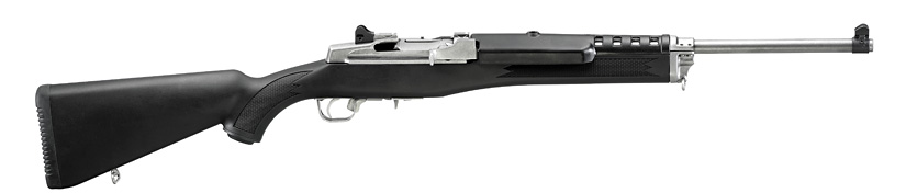 posting about the Ruger Gunsite Scout Rifle , I wondered if Ruger
