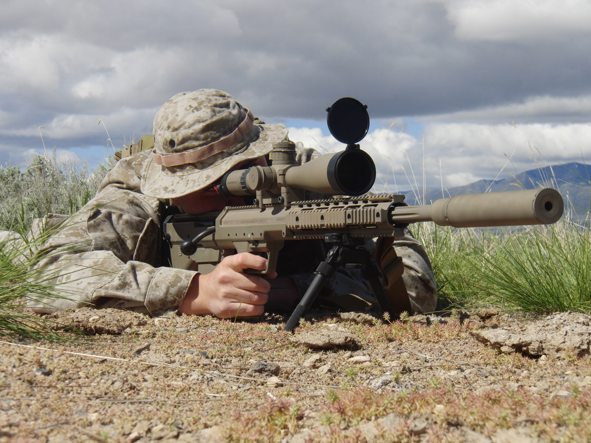 Gun review desert tactical arms stealth recon scout dta srs rifle - Since I Have A Couple Posts Coming Up About New Products From Desert Tactical Arms I Felt Their Flagship Stealth Recon Scout Srs Deserved Mention Plus