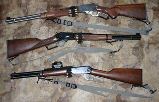 The Combat Lever Action Rifle Savethegun