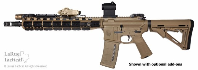 LaRue Tactical Costa Edition 5.56 Rifle courtesy La Rue Tactical