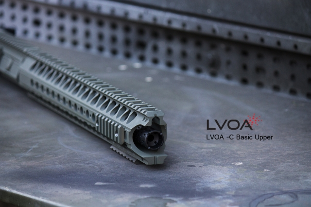 War Sport Industries, LLC LVOA upper receiver group.