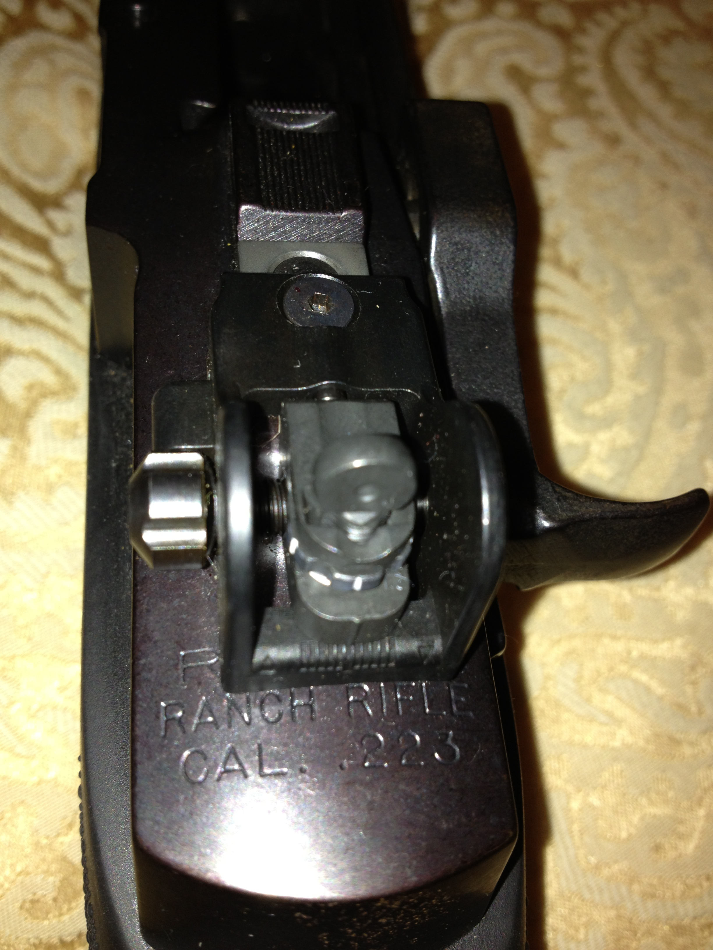 Img on M1 Carbine Tactical Stock