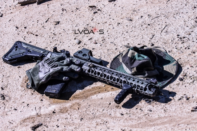 War Sport Industries, LLC LVOA AR