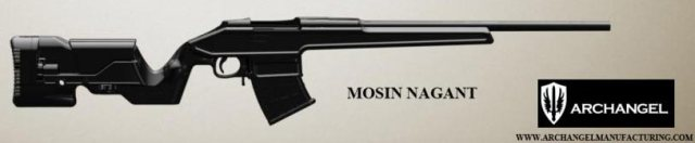 Archangel-Mosin-Nagant-Stock